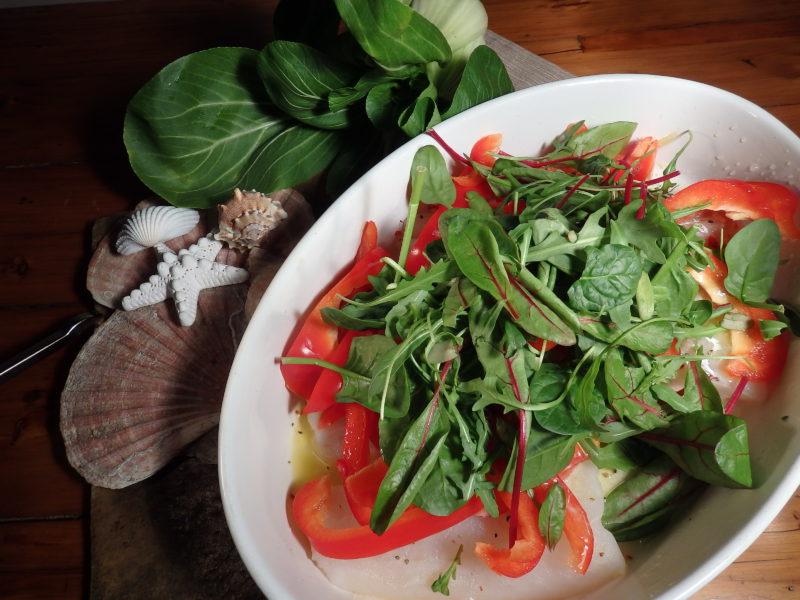 torsk med chili